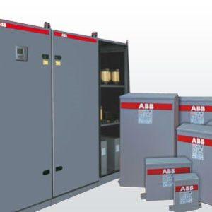 bancos de capacitores abb